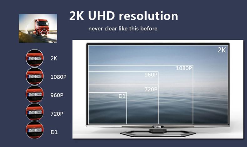 -40'С зимой использовать 2К IP-камера 4 МП BSI сенсор, встроенный в обогреватель ИК-подсветкой 1440р/1080p безопасности открытый HD камеры видеонаблюдения GANVIS GV по-T437VH