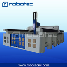 Foam cutting cnc router 4d foam working machine cnc mould die engraving machine