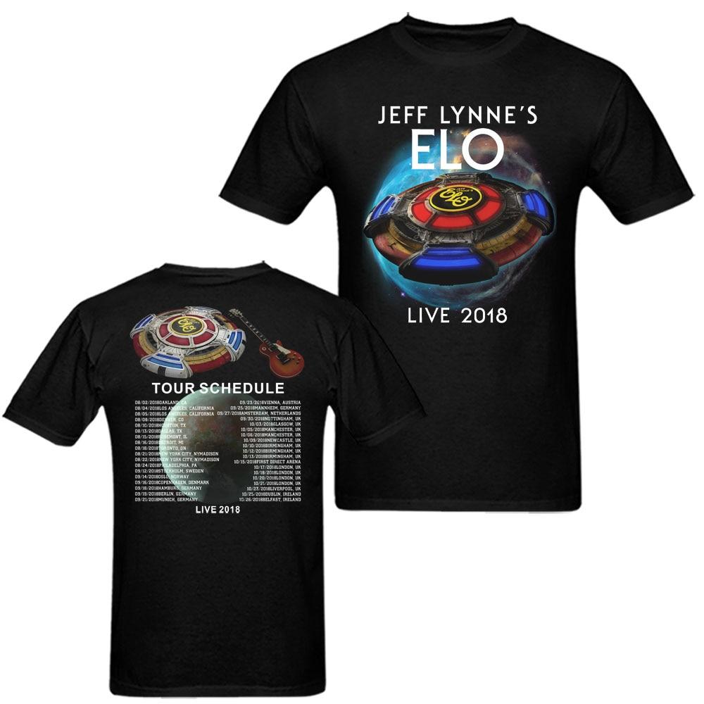 Fashion Jeff Lynne s Ft ELO Live 2018 Tour Dates T-Shirt Hiphop Men Women  Funny. US  17.81. Summer Mens YouTube Logo Print ... 4d56b2cad105