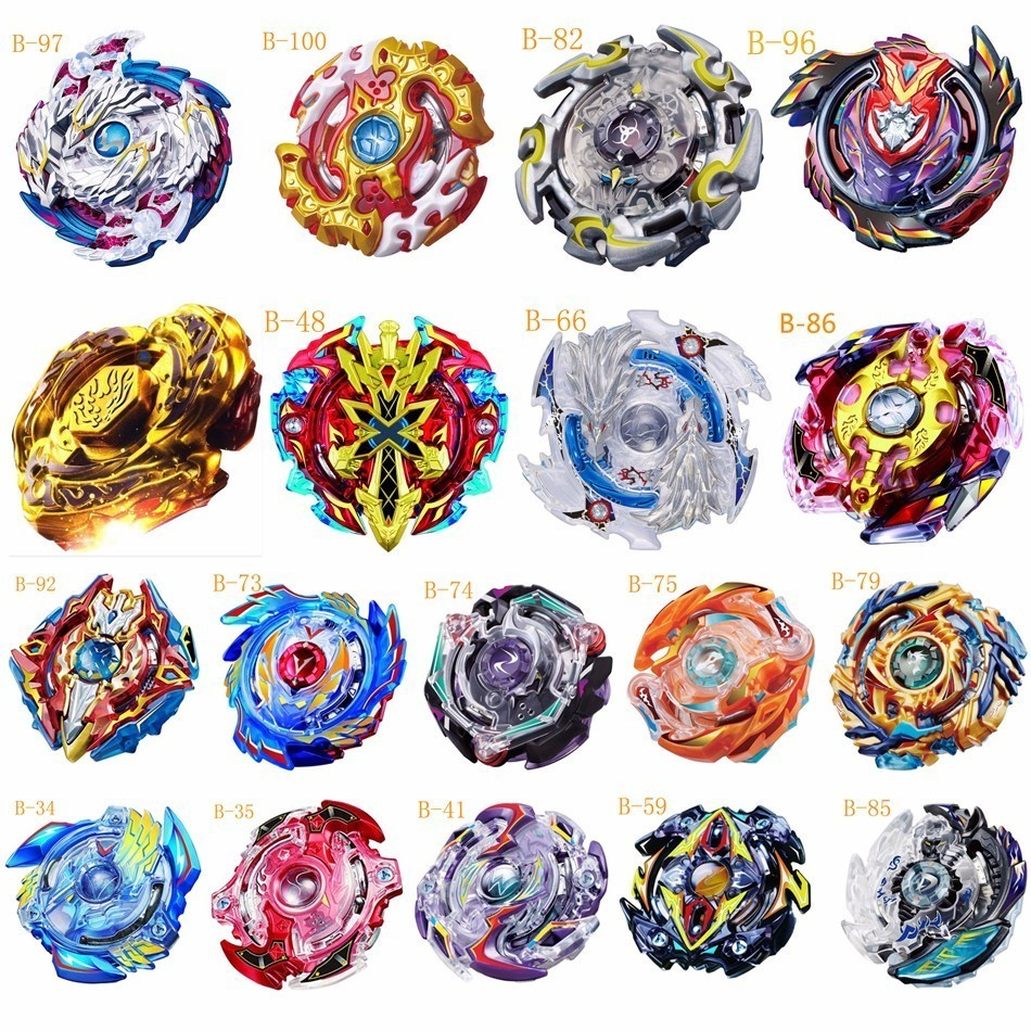 Hot Beyblade Metal Fusion 4D BB105 L Drago Gold Spinning,Rapidity Beyblades Spin Top Toy Set,Bey blade Spinner with Launcher