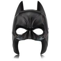 High Quality Resin Batman Mask Collectibles Home Decor Cosplay Party Masquerade Half Face Superhero Masks