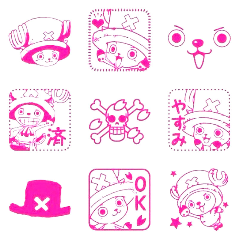 Labels, Indexes & Stamps Luffy Stamp Diy Toy Self Inking Photosensitive Seal Without Handle Funny Planner Scrapbooking Stamps 1 Pcs Cartoon Monkey D