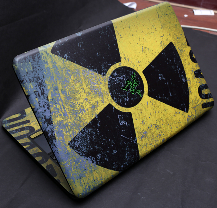 Customlized Design Laptop Vinly Skins Decal For New Razer