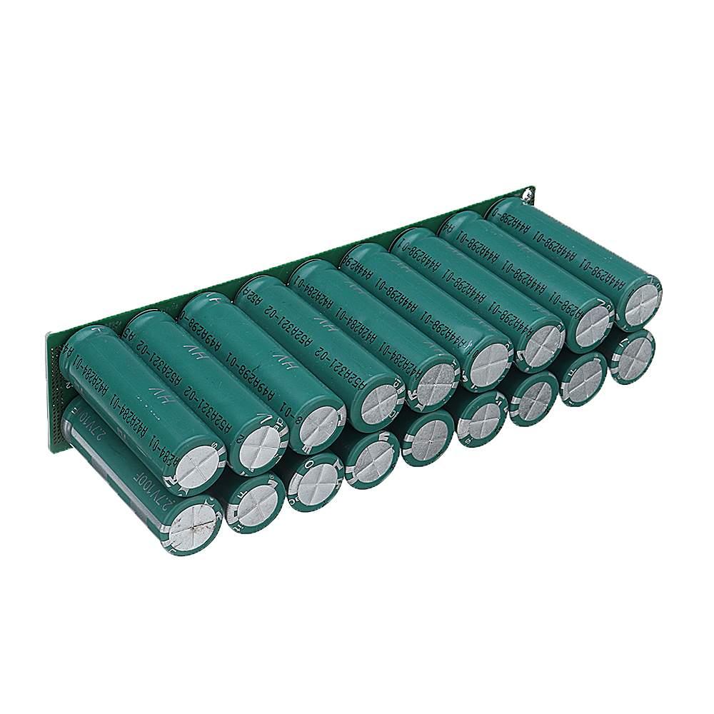 Super Capacitor Module 48V5.5F Automotive Rectifier 2.7V100F Farad Capacitor Improve Power Stabilize VoltageSuper Capacitor Module 48V5.5F Automotive Rectifier 2.7V100F Farad Capacitor Improve Power Stabilize Voltage
