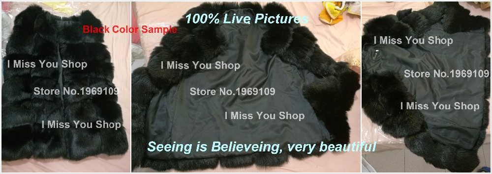 Black color with watermark--I Miss You Shop