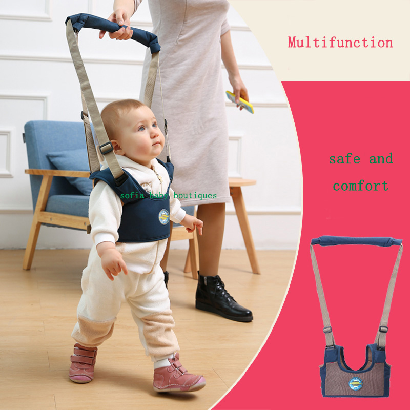 Free shipping infant walking belt adjustable belt baby learning walking assistant safety ...