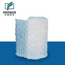 2 рулона 40 см Ширина PE пузырчатая упаковка воздушная подушка машинная Подушка для курьера
