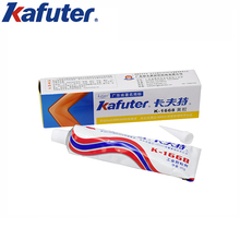 Genuine 100g Kafuter K-1668 industrial electronic components fixed adhesives yellow genuine 100g kafuter k 1668 industrial electronic components fixed adhesives yellow