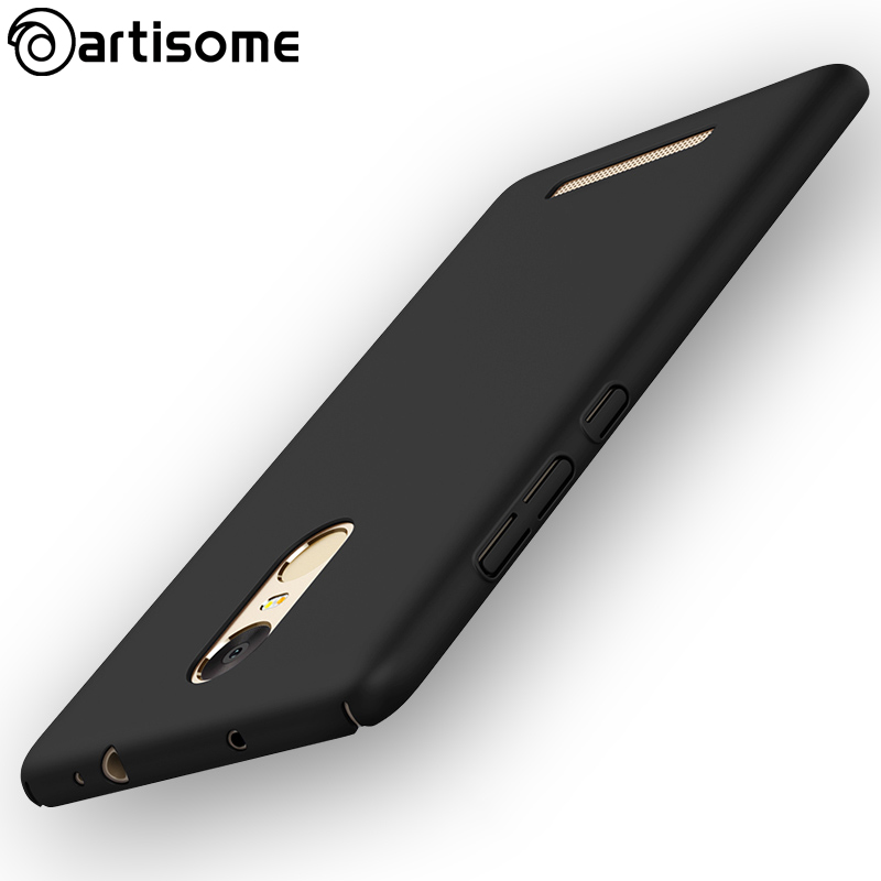 Xiaomi Redmi Nota 3 S Pro Caso PC Plástico Duro de La Contraportada caso Para Xi