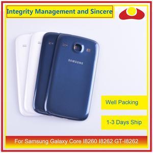 Image 5 - 10 Pcs/lot Pour Samsung Galaxy Core I8260 I8262 GT I8262 GT I8260 Porte de Batterie de Logement Arrière Coque Arrière Coque de Châssis