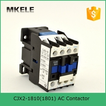 CJX2-1801 3P+NC silver contacts contactor 220vac contactor modular industrial ac contactor magnetic type high quality cjx2 f185 ac contactor 3p 185a