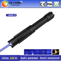 2000mw 1000mw High Powered Burning Blue Laser Pointers 2W Lazer for sale with 2*16340 Battery Charger