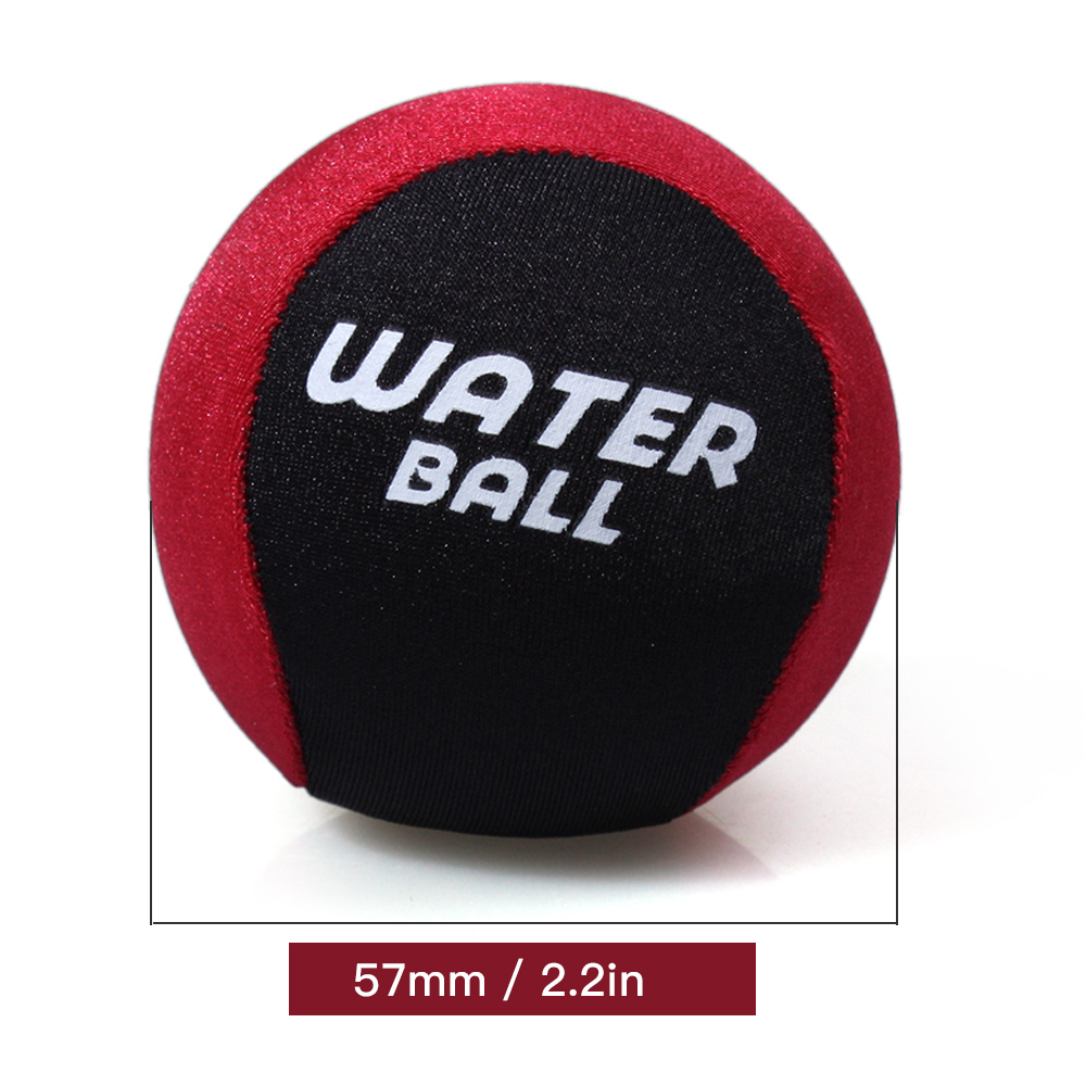 NEW Water Bouncing Ball Kids Adult Pool Play Ball for Water Surf Jump Swimming Pool Lake Seaside Beach Stress Relief Ball in Pool Accessories from Sports Entertainment