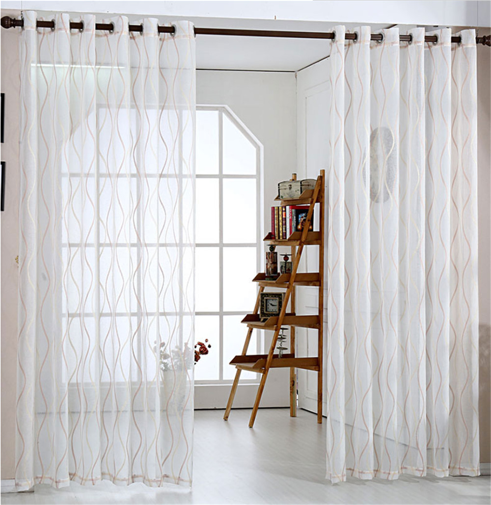 European Window Manufacturers : Popular voile curtain panels buy cheap