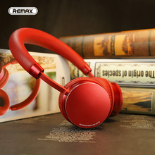 Remax Active Noise Cancelling Wireless Headphones Bluetooth Headset with Super HiFi Deep Bass 20H Playtime for Travel Work