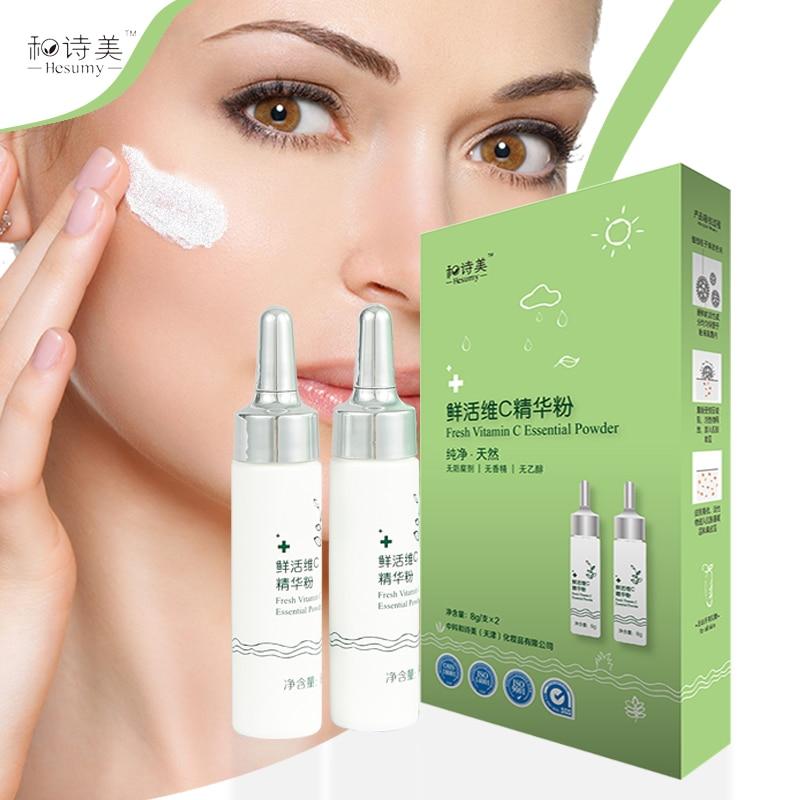 ₪2Pcs Pure Natural Skin Care Fresh Vitamin C Essential Powder skin