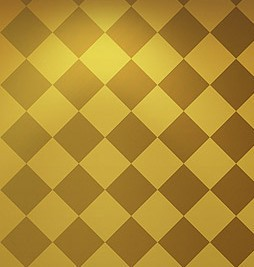 ФОТО Luxury Gold Foil Glitter Wallpaper Roll Mosaic Plaid  Ceilings  House Decorative Silver ceilings Background