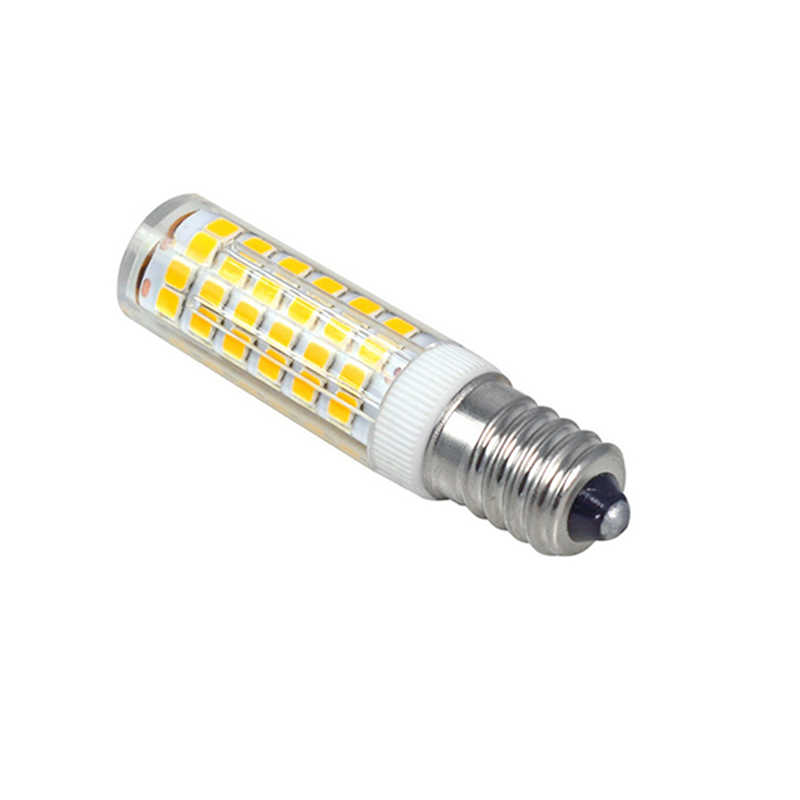 1-10pcs Mini Refrigerator Light lights E14 LED Lamp 5W 7W 9W 12W 2835 SMD Bulbs AC 220V lights Warm/Cold White E14 LED Corn Bulb