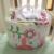 Promoção! 7 PCS bordado berço 100% algodão berço do bebê berço conjuntos ( pára choques capa de edredão de cama saia )