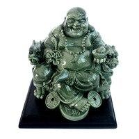 Feng Shui Big Laughing Buddha of Wealth/ Happiness W9012