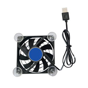 Lightweight Fan Holder Rechargeable Rapid Tablet Controller Gaming USB Phone Cooler Radiator Portable Gamepad Black Cooling Pad(China)