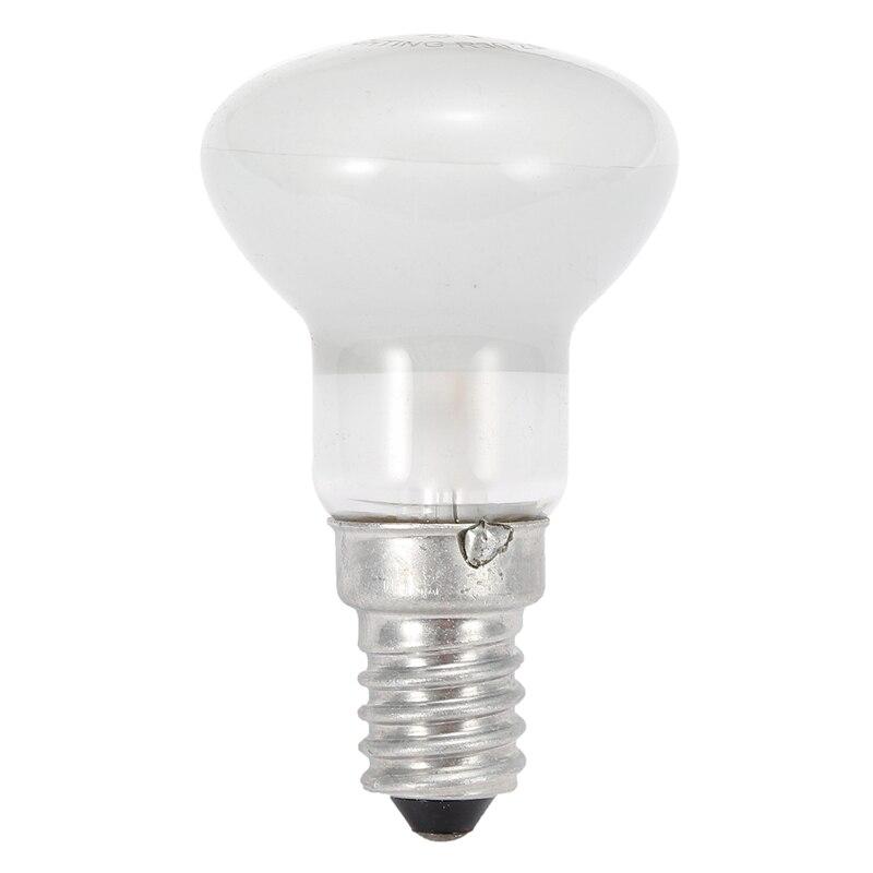 2 шт. лампа <font><b>E14</b></font> 30 Вт <font><b>R39</b></font> ses Лава Отражатели прожектор лампа AC220V домашние украшения огни освещение
