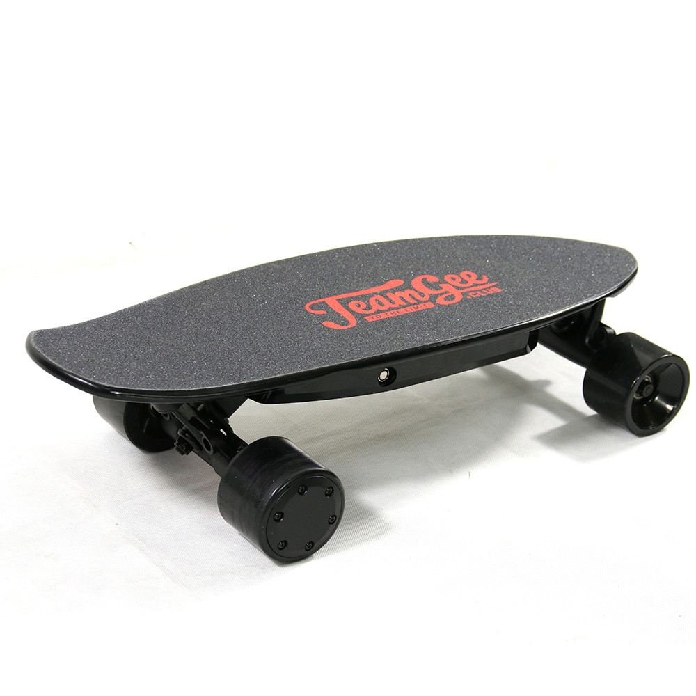 Electric Skateboard w/ Four Wheel Boost & Wireless Remote Control 1