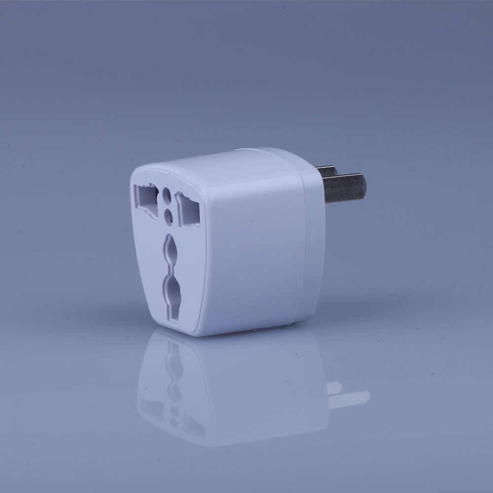 Uniwersalny ue/UK/AU do nas stany zjednoczone podróży AC zasilacz 2 pin wtyczka Converter 1000 W 10A 220 V wtyczka ścienna