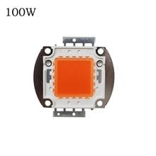 Deep Red LED CHIP 1W/3W 10W/20W/30W/50W/100W Led Grow Chip.Epistar led chip full spectrum 400nm-840nm for indoor plant grow 1PCS