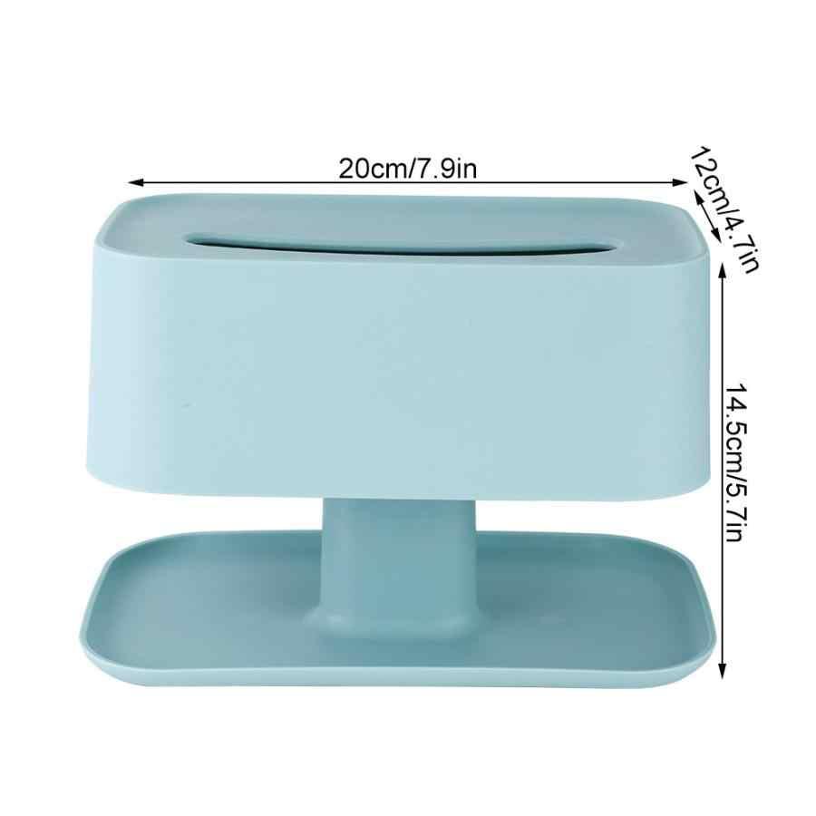 المطبخ بكرة مناديل حامل مبتكرة متعددة الوظائف الأنسجة مربع ورقة حامل مناديل للمنزل المطبخ غرفة نوم الحمام ورقة