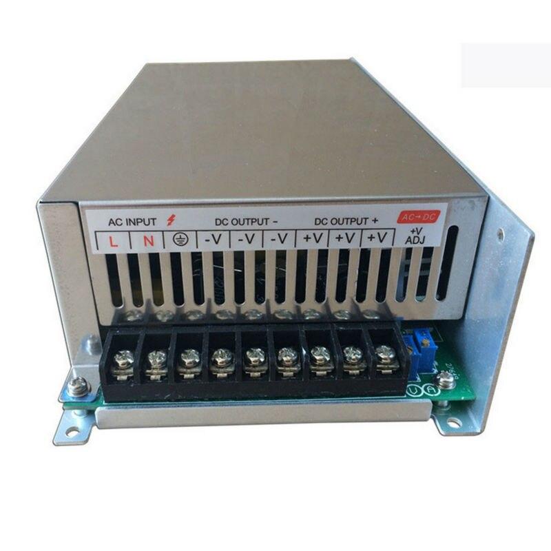 Metal case type DC 48 Volt 25 Amp 1200 watt transformer AC DC 48V 25a 1200w