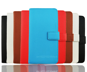 Flip PU Leather Wallet Cover Case For Gigaset GS185 GS180 GS270 GS 370 Plus GS160 ME Pro Pure GS170 GS100 Case(China)
