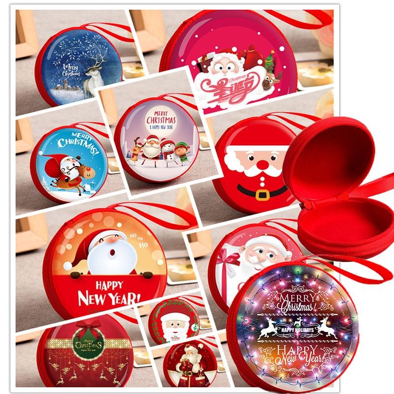 7cm Christmas Gifts Bag Christmas Bag Candy Presents Doll ...