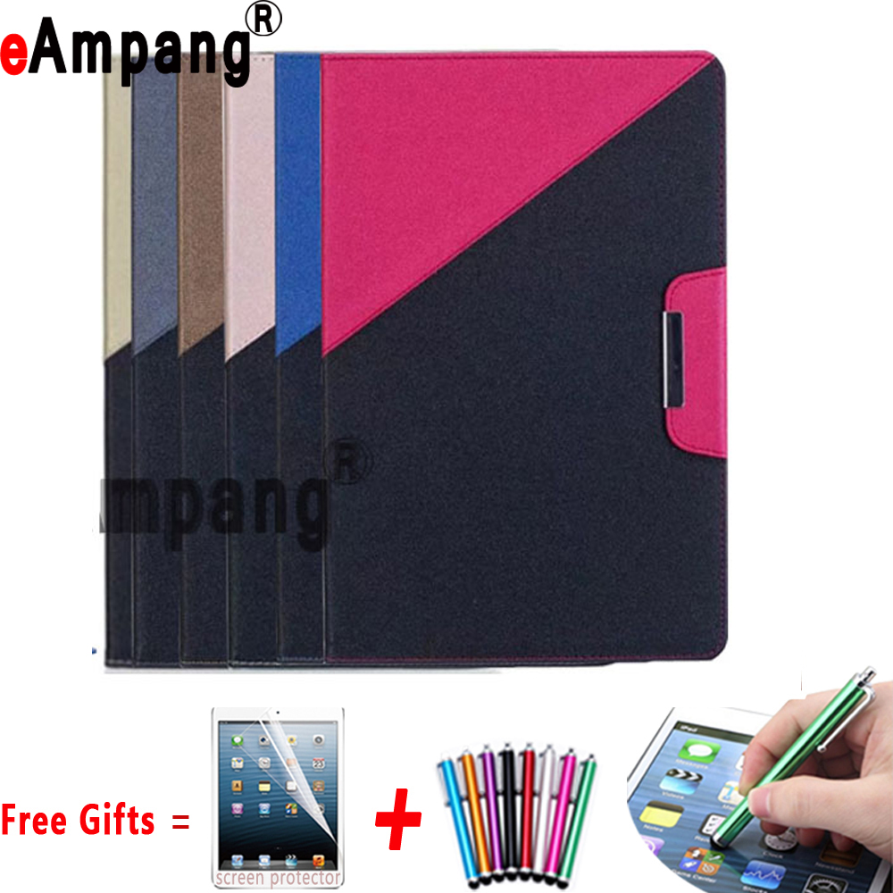Magnetic Smart Cover Case for iPad 2 9.7 inch PU Leather Case for iPad 3 Card Slot Stand Cover for iPad 4 9.7 Perfect fit nice soft silicone back magnetic smart pu leather case for apple 2017 ipad air 1 cover new slim thin flip tpu protective case