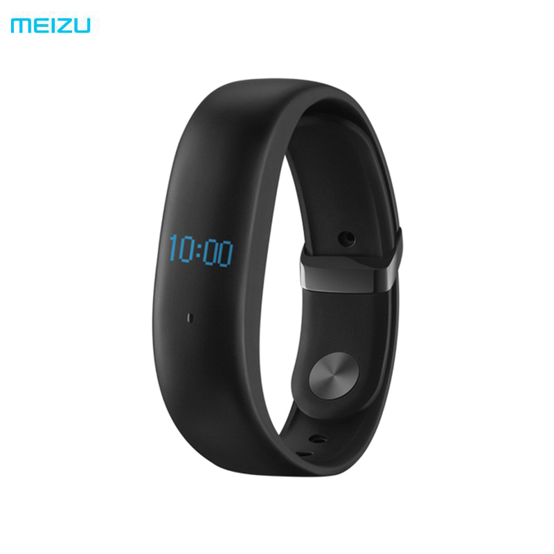 Meizu Band Bracelet Wireless Charging Fitness Tracker With OLED Display Heart Sensor Calls and Text Alert IP 67 Home Sensor