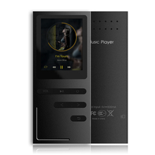 Original HiFi Metal MP3 Player built-in Speaker APE/FLAC/WAV High Sound Quality 8GB Entry-level Lossless Music Player with FM