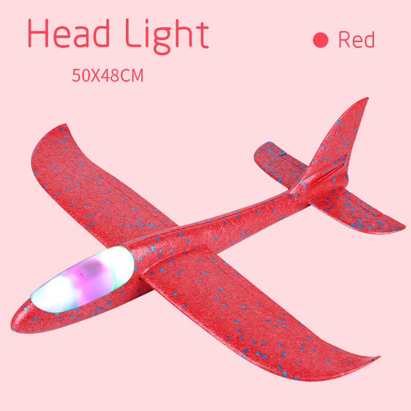 Head Light-Red