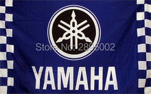 car racing flag banner flags Yamaha Flying Indoor Outdoor Flag 3′ x 5′ Custom Flag
