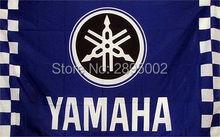 car racing flag banner flags Yamaha Flying Indoor Outdoor Flag 3′ x 5′ Custom Flag