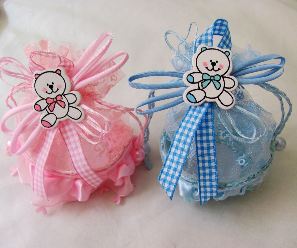 30pcs/lot Birthday Party Decorations Kids Baby Shower Candy Box/Bag ...
