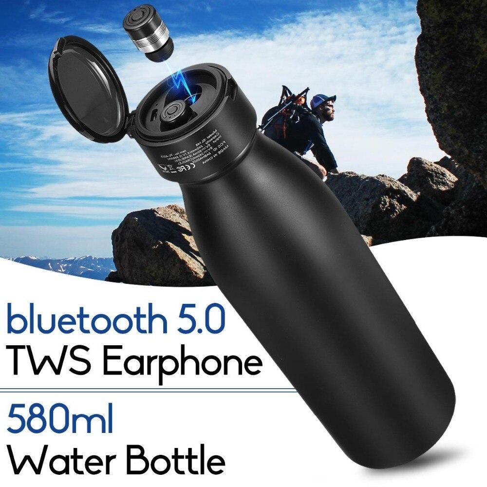 MS Bluetooth 5.0 casque sans fil jouer 5 heures Ture TWS Bluetooth casque écouteur Port sans fil meilleurs écouteurs pour le sport
