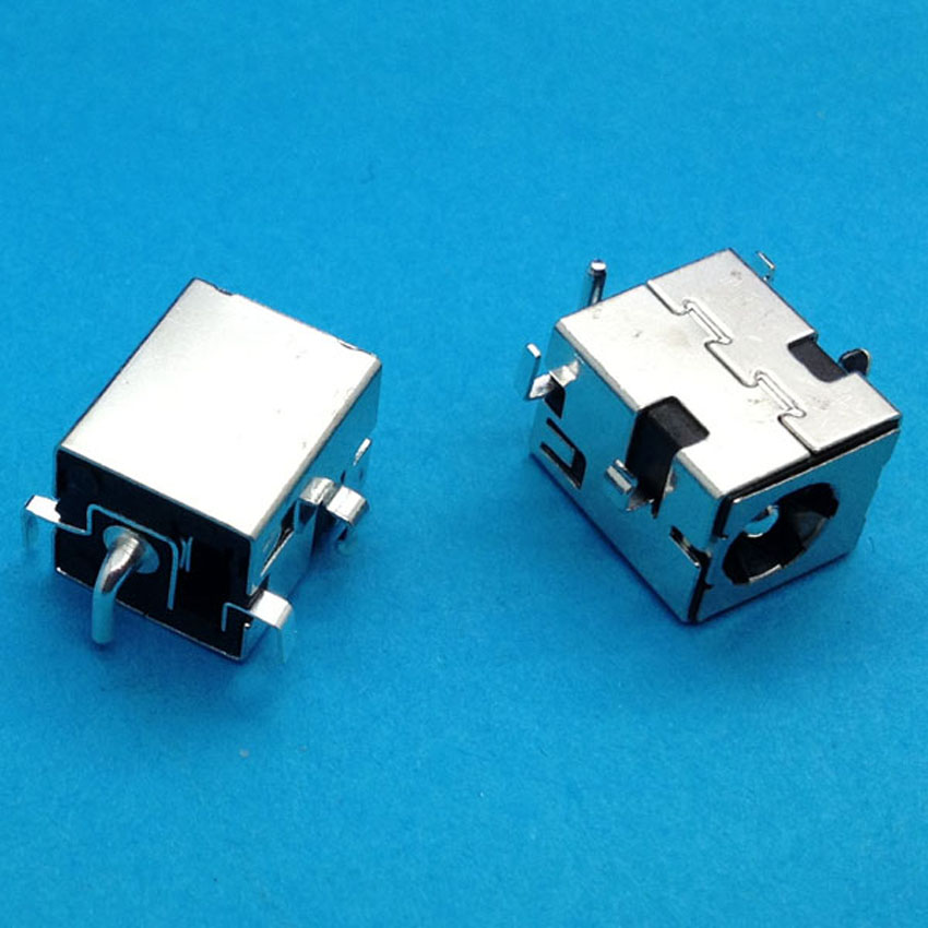 10pcs /lot New 2.5mm DC Power Jack for Asus A52 A53 K52 K53 X52 X53 X54 X55 X43 X42 U52 U30 U47 U50 Laptop charging socket yuxi ac dc power jack connector plug socket for asus a52 a53 k52 k53 u52 x52 x54 x54c u52f series 2 5mm pin 10x