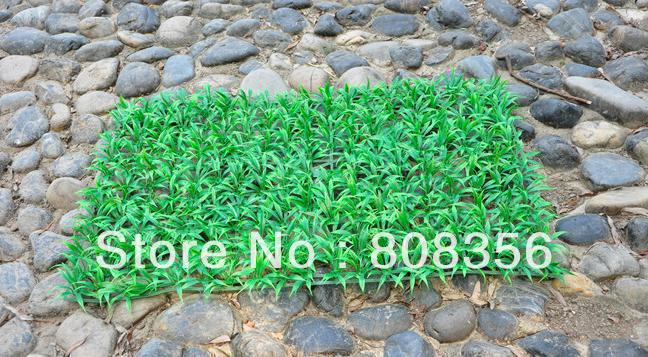 2Pcs 40cm * 60cm High Quality Plastic Grass Artificial Simulation Turf Lawn Spring Grasses Home Decoration Floral Accessories