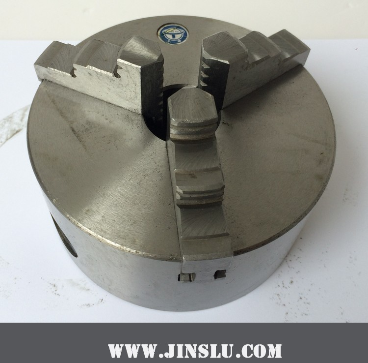 K11 Series 125mm Diameter 3 Jaw Self Centering Lathe Chuck 3 jaw lathe chuck k11 125 125mm manual self centering m8 for welding positioner turntable bench top lathe accessories