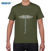 GILDAN DIY Style Mens T Shirts 2017 New Fashion Summer GT 1972 T Shirt 80 Old