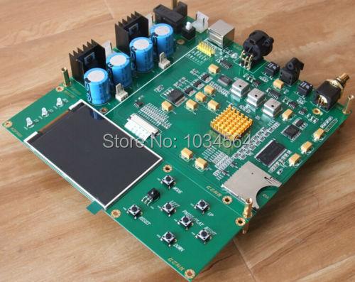Improved FPGA Lossless mastering digital turntable player APE FLAC WAV DSD HIFI