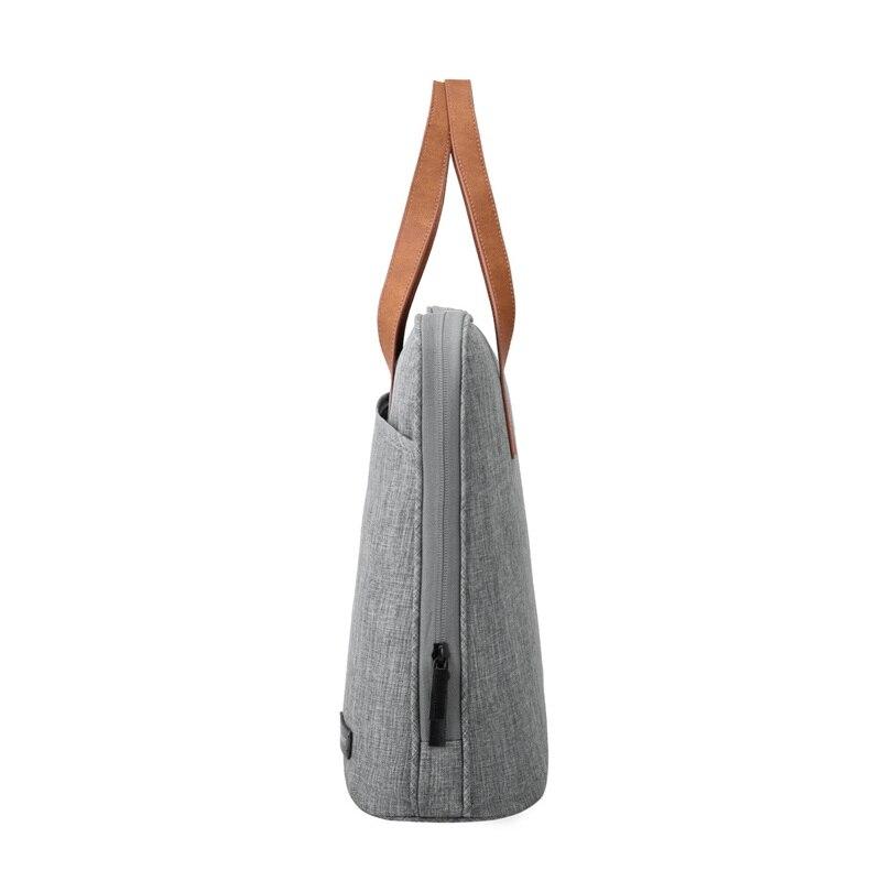BAGSMART New Fashion Nylon Men 14 tommers laptopbag Berømt merke - Stresskofferter - Bilde 5