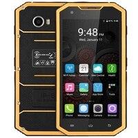 Oryginalny Kenxinda W7 5.0 cal Corning Gorilla Glass 3 Ekran Android 6.0 4G Smartphone MTK6735 Quad Core IP68 Wodoodporna telefon