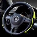 Чехол на руль  автомобильные аксессуары  для bmw e46 e36 e90 g30 ford fiesta focus 35/36/37/38/39/4Ocm