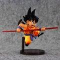 1 unids 14 cm Infancia Dragonball Dragon Ball Z goku PVC Figura de Acción de Juguete envío gratis